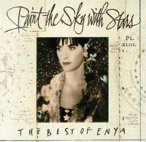 1 of 1 - Enya - Paint the Sky With Stars: The Best of Enya - Enya CD 8EVG The Cheap Fast