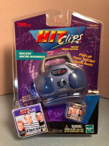 Hit Clips Soul Decision Rockin' Micro Boombox
