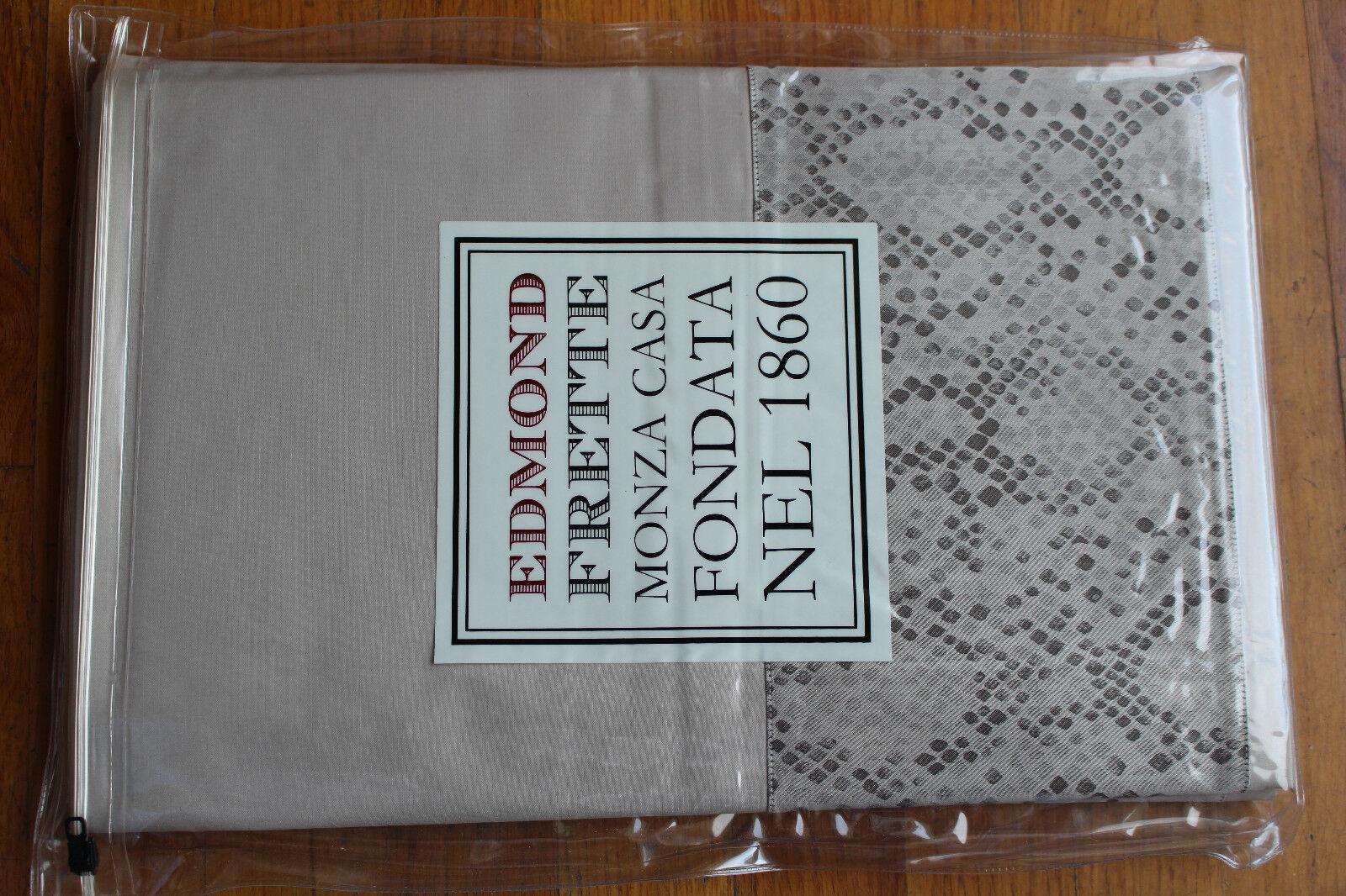 Edmond Frette Queen Top Sheet 100% supper fine Cotton  New