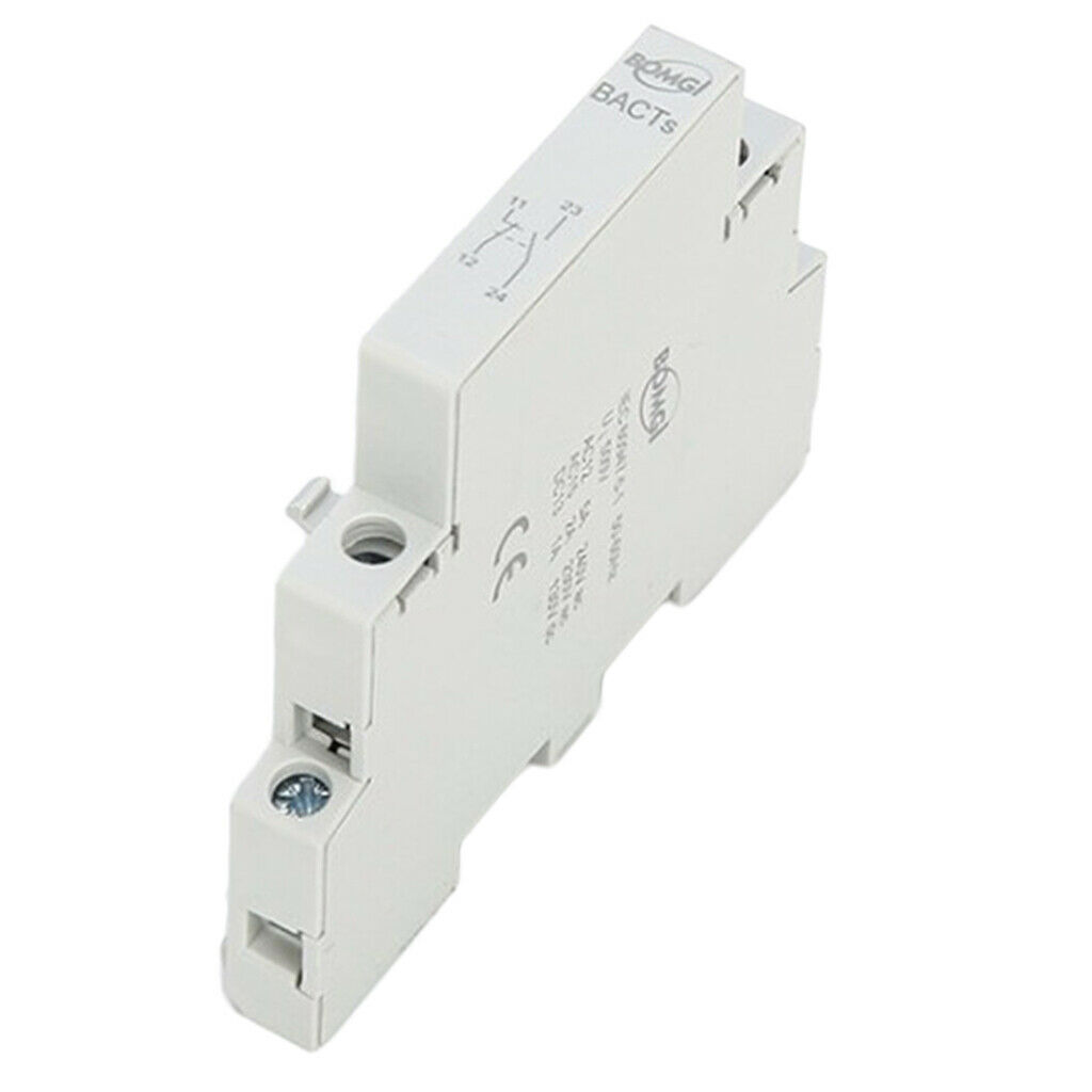 Side Mount Auxiliary Contact 2NO/1NO 1NC Household Contactor Accessories
