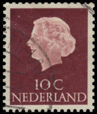 """Queen Juliana """"1953 Dark Red Brown"""" pb10751 Wide Varieties Spirited Netherlands 344"""