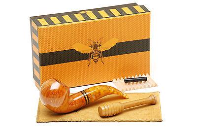 Savinelli Miele Honey Pipe 642 Tobacco Pipe