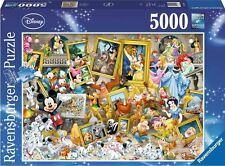 RAVENSBURGER*PUZZLE*5000 TEILE*WORLD DISNEY - MICKEY ALS KÜNSTLER*NEU+OVP