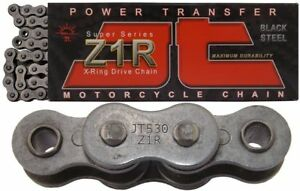 JT Sprockets JTSK1029 525X1R Chain and 16 Front//43 Rear Tooth Sprocket Kit