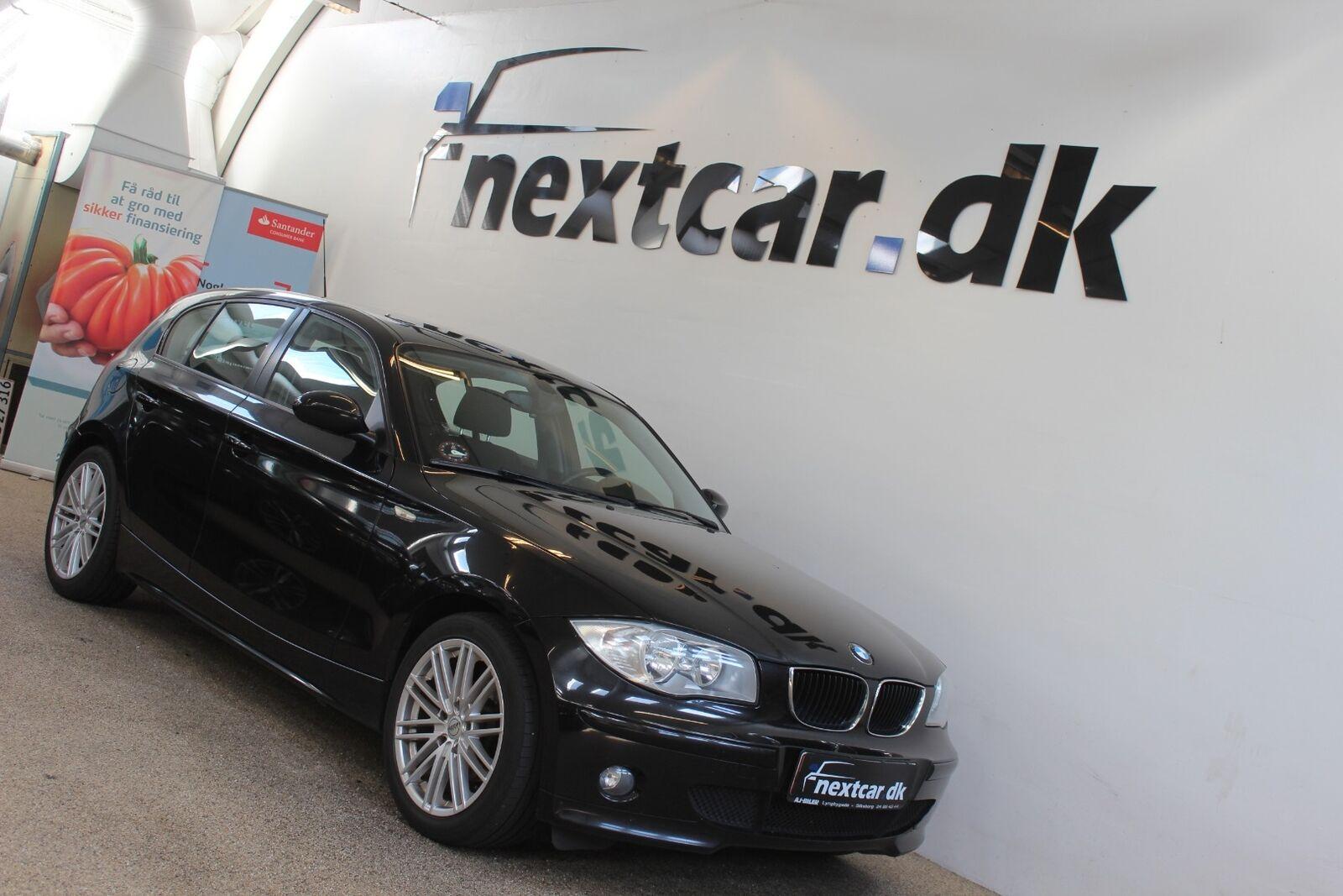 BMW 116i 1,6  5d - 49.800 kr.