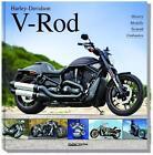Harley-Davidson V-Rod von Carsten Heil und Heinrich Christmann (2013, Gebundene Ausgabe)