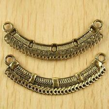 Antique Gold crafted Connector Charms - Hippie Boho Jewellery