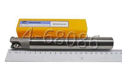 EMR C25-5R26-200 25×26×200mm Milling Cutter Milling Tool Holder for RPMT1003M0