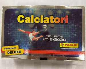 PANINI-CALCIATORI-2019-2020-Figurine-BOX-DELUXE-60-Bustine
