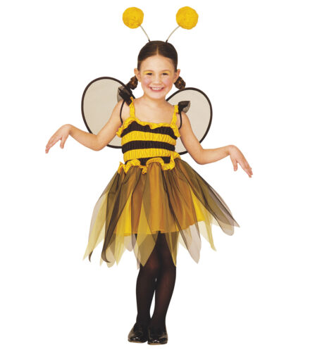 * SALE BEE FAIRY TALE GIRLS  WORLD BOOK DAY INSECT BUMBLE BEE