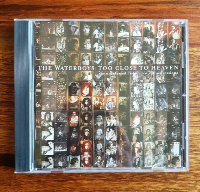 THE WATERBOYS ☆ Too close to heaven ☆ CD