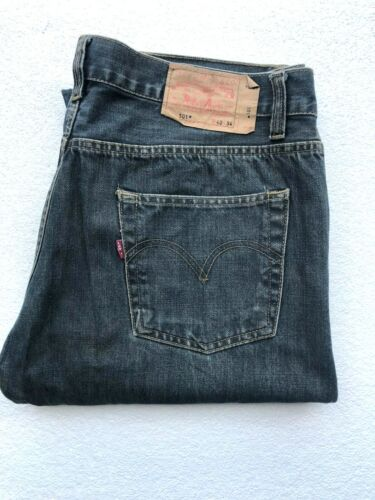 Levi/'s 501 W40 W30 Herren Damen Unisex Jeans Hose WOW RAR RED TAB VINTAGE LE173
