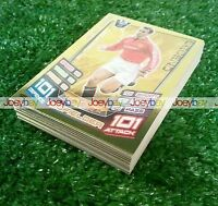 12/13 COMPLETE YOUR MATCH ATTAX CARDS COLLECTION ALL FULL SETS 2012 2013
