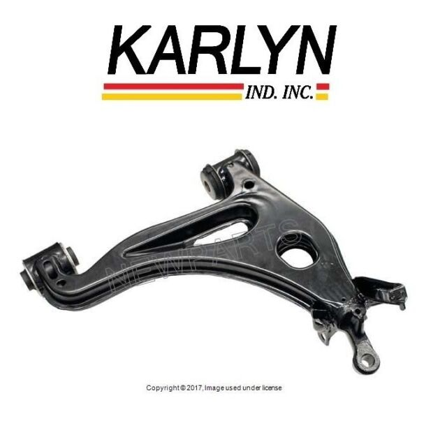 NEW Mercedes R170 W202 W215 Pair Set of Two Front Lower Suspension Control Arms