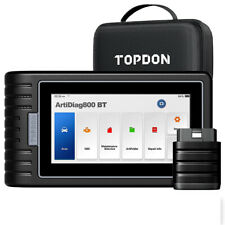 TOPDON OBD2 Code Reader ALL Systems Diagnostic Scan Tool  KEY Programming DPF