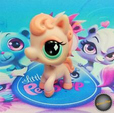 LPS LITTLEST PETSHOP PET SHOP : cheval poney pink little pony horse rare # 592