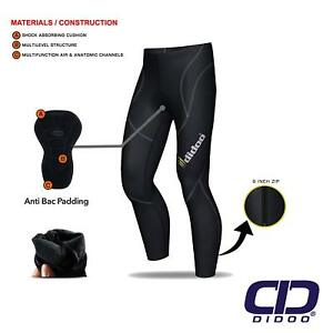 Nouveau-homme-thermique-cyclisme-collants-rembourre-pantalon-long-zipper-velo-leggings-cold-wear
