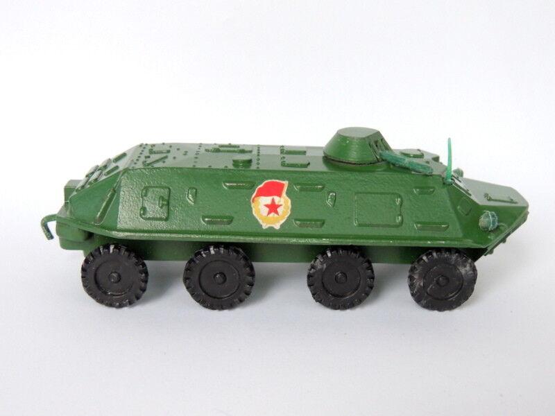 Vintage Metal Tank Vintage Soviet rouge Army Military Iron Kids Tin Toy Gift WW2