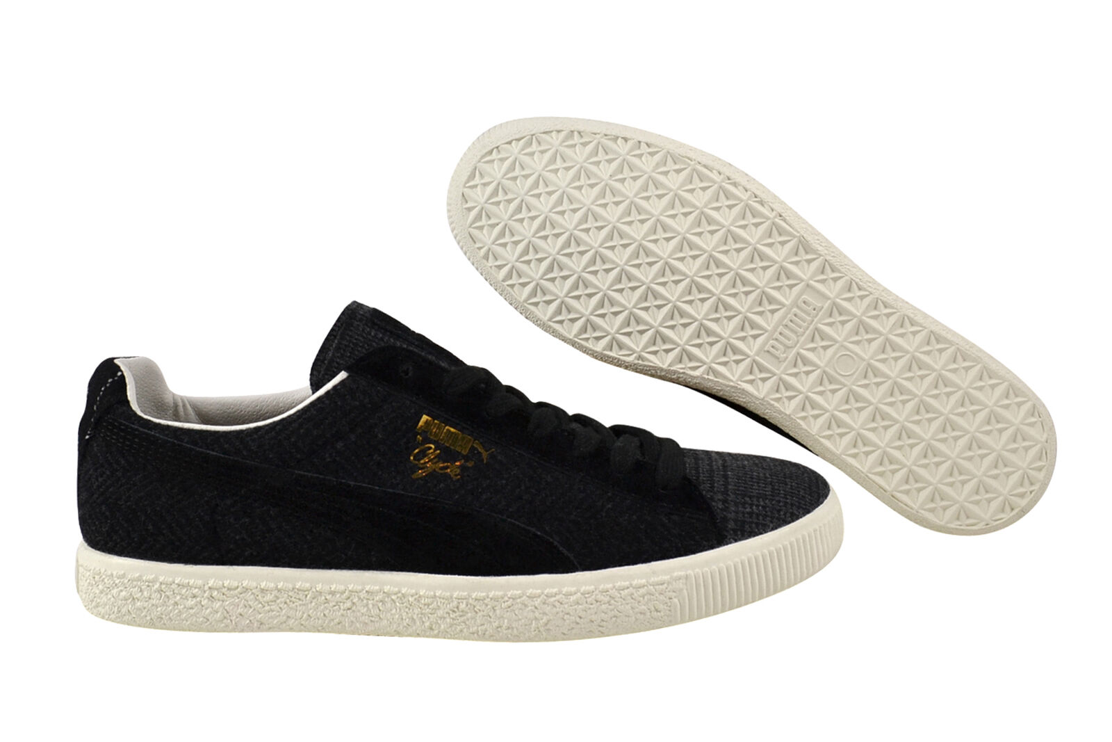Puma jpn Clyde x United Arrows & Sons negro zapatilla de deporte zapatos negro
