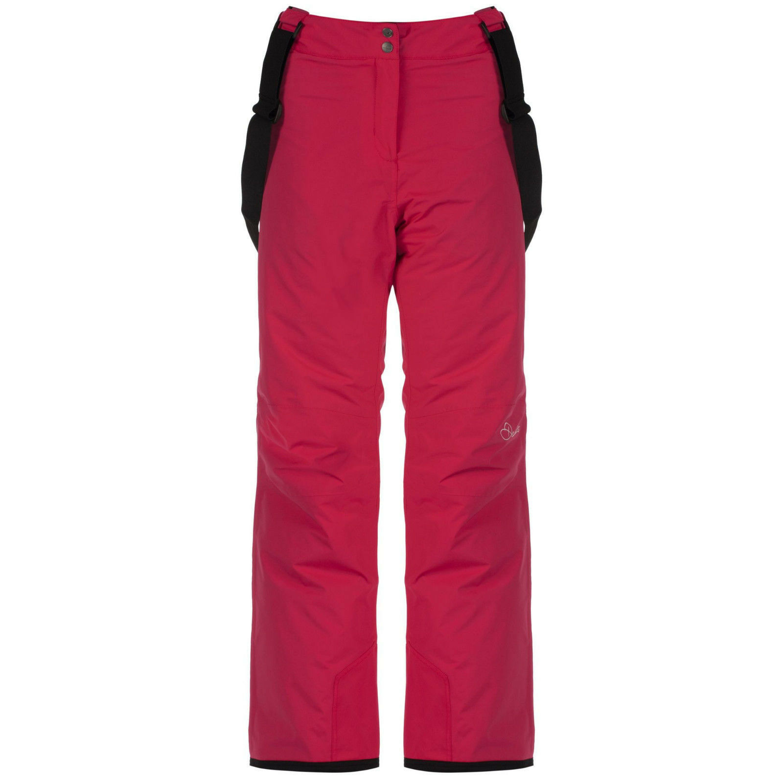 DARE2B Womens ATTRACT II DUCHESS PINK Ski Pants Ladies  Salopettes 8 - 20 REG LEG  sale online discount low price