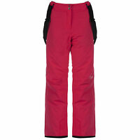 Dare2b Womens Attract Ii Duchess Pink Ski Pants Salopettes 22-30 Short Leg