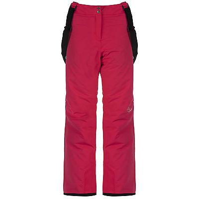 DARE2B Mujer ATTRACT II DUQUESA ROSA Pantalones Esquí Overol 22-30