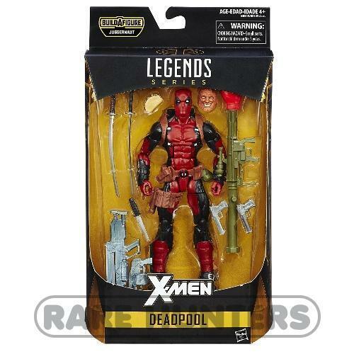 X-Men Marvel Legends 6-inch Deadpool Action Figure
