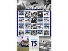 The Battle of Britain 75th Anniversary Commemorative Sheet (OC64)