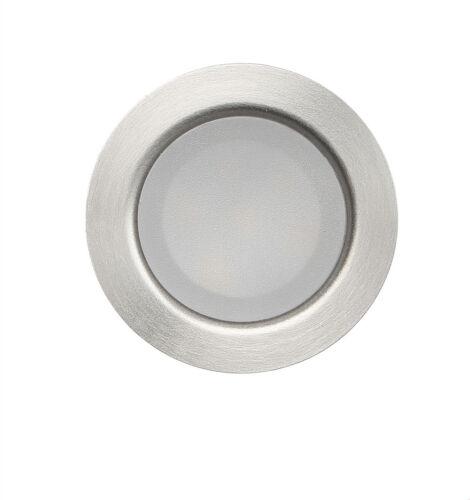 10er Set Ø45mm LED Bodeneinbaustrahler Bodenleuchte Bodenlampe Außenlampe IP67