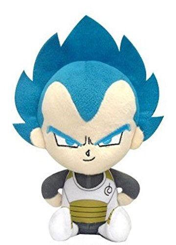 Bandai Super Saiyan Vegeta God Form Dragon Ball Chao Mini Stuffed ...