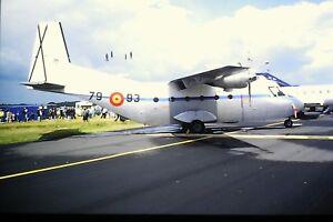 4-344-CASA-C-212-100-Aviocar-Spanish-Air-Force-79-93-Kodachrome-Slide