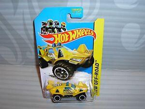 2014 Hotwheels 039 039 HW Off Road 039 039 113 Quicksand Yellow US ...