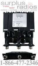MICRO VHF 150-175MHZ 50W REPEATER DUPLEXER N CONNECTOR MOTOROLA GR1225 GR500