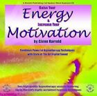 Raise Your Energy and Motivation by Glenn Harrold (CD-Audio, 2002)
