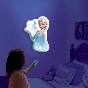 Frozen wall light