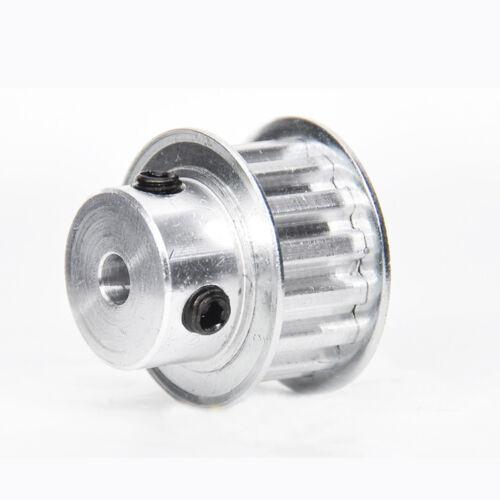 Qty1 XL16T Timing Belt Pulley Gear Wheel Sprocket 10mm Bore For 10mm Width Belt