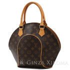 Louis Vuitton M51127 Handbag Ellipse PM Monogram Canvas