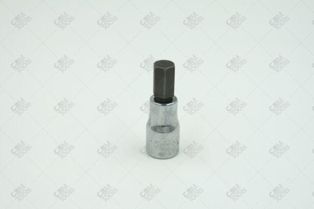 """9mm Metric Hex Bit Socket SK Hand Tools 41408 3//8/"""" Dr"""