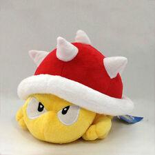 Super Mario Bros Plush Spiny Koopa 4in Soft Toy Stuffed Animal Doll