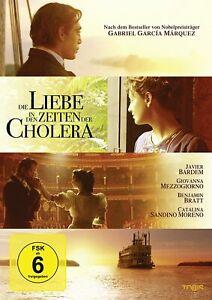 L'amore ai tempi del colera [DVD/Nuovo/Scatola Originale] libro modello Gabriel Garcia Mar