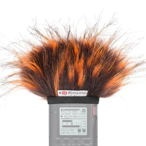 Gutmann Mikrofon Windschutz für Tascam DR-100 Sondermodell FIRE limitiert