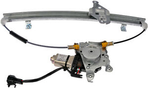 front left power window regulator \u0026 motor assembly (dorman 751 211