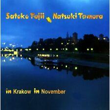 CD SATOKO FUJII NATSUKI TAMURA In Krakow in November | Not Two