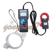 ETCR8000 Current/Leakage Monitoring Recorder 0mA-200A Clamp CT  NEW