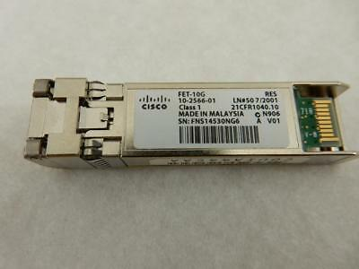 Cisco 10GbE SFP+FET-10G Fabric Extender Transceiver 10-2566-02