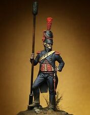 Pegaso Models Napoleonic French Horse Artillery 54mm Model Unpainted Metal Kit