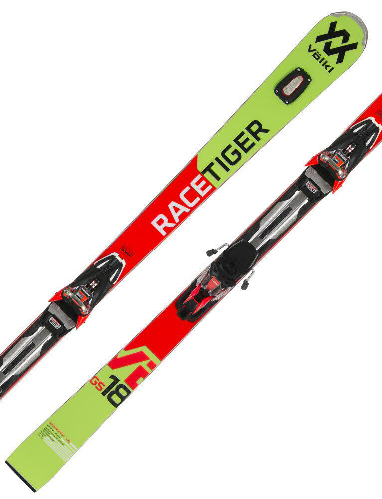 Völkl Racetiger GS 18 19 Performance riesenlslalom Race Carver Alpine Skiset NEW