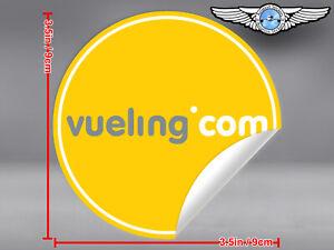 VUELING-ROUND-LOGO-STICKER-DECAL