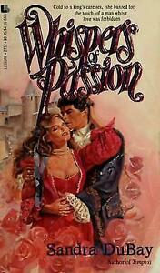 Whispers-of-Passion-by-Dubay-Sandra-Mass-Market-Paperback