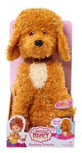 Disney-039-s-Fancy-Nancy-Barking-Frenchy-Dog-Plush-Doll-Stuffed-Animal